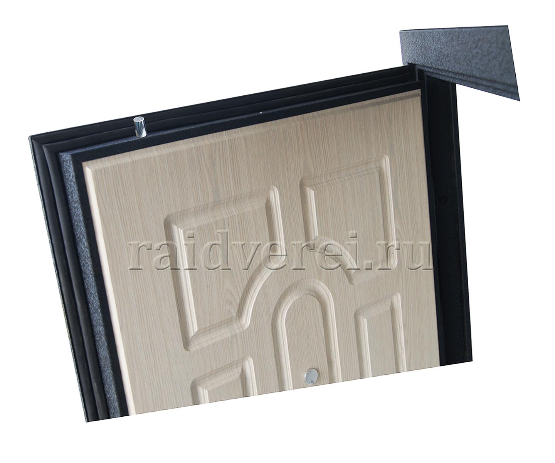 изготовить дверь входную металлическую для загородного