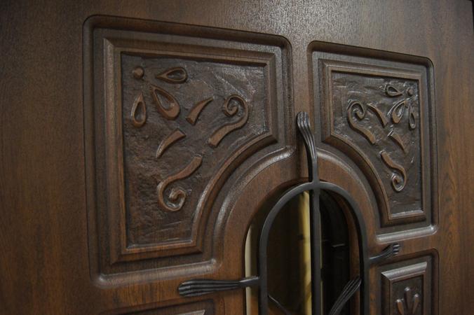 входная дверь Палермо