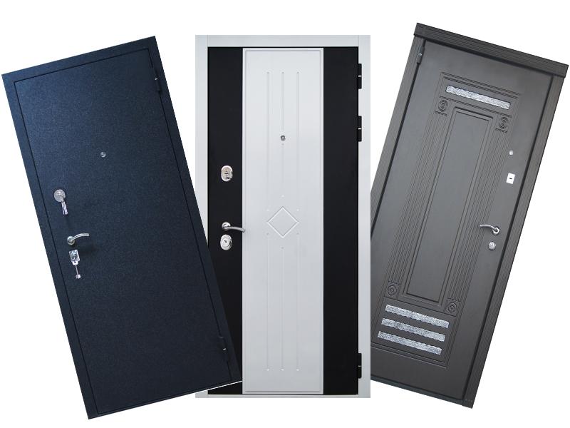 дверь железная в тамбур в ивантеевке