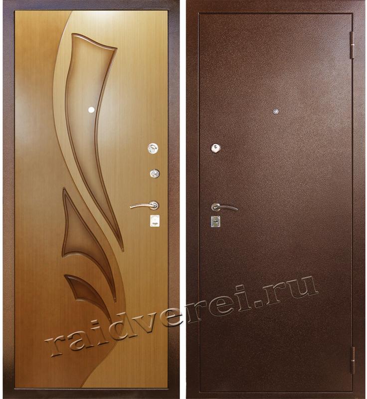металлическая дверь с установкой новогиреево