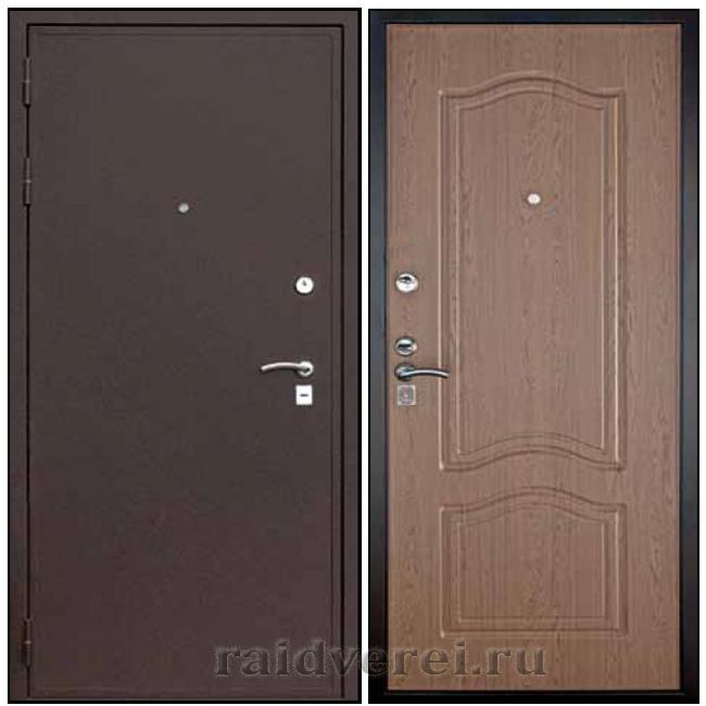 Купить двери в Самаре по низким ценам | «Бункер»