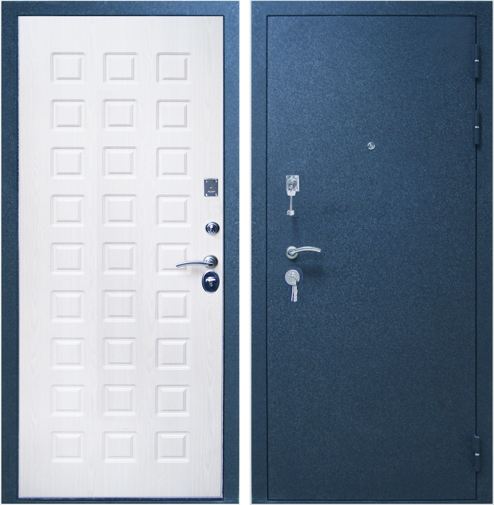 крутые стальные двери