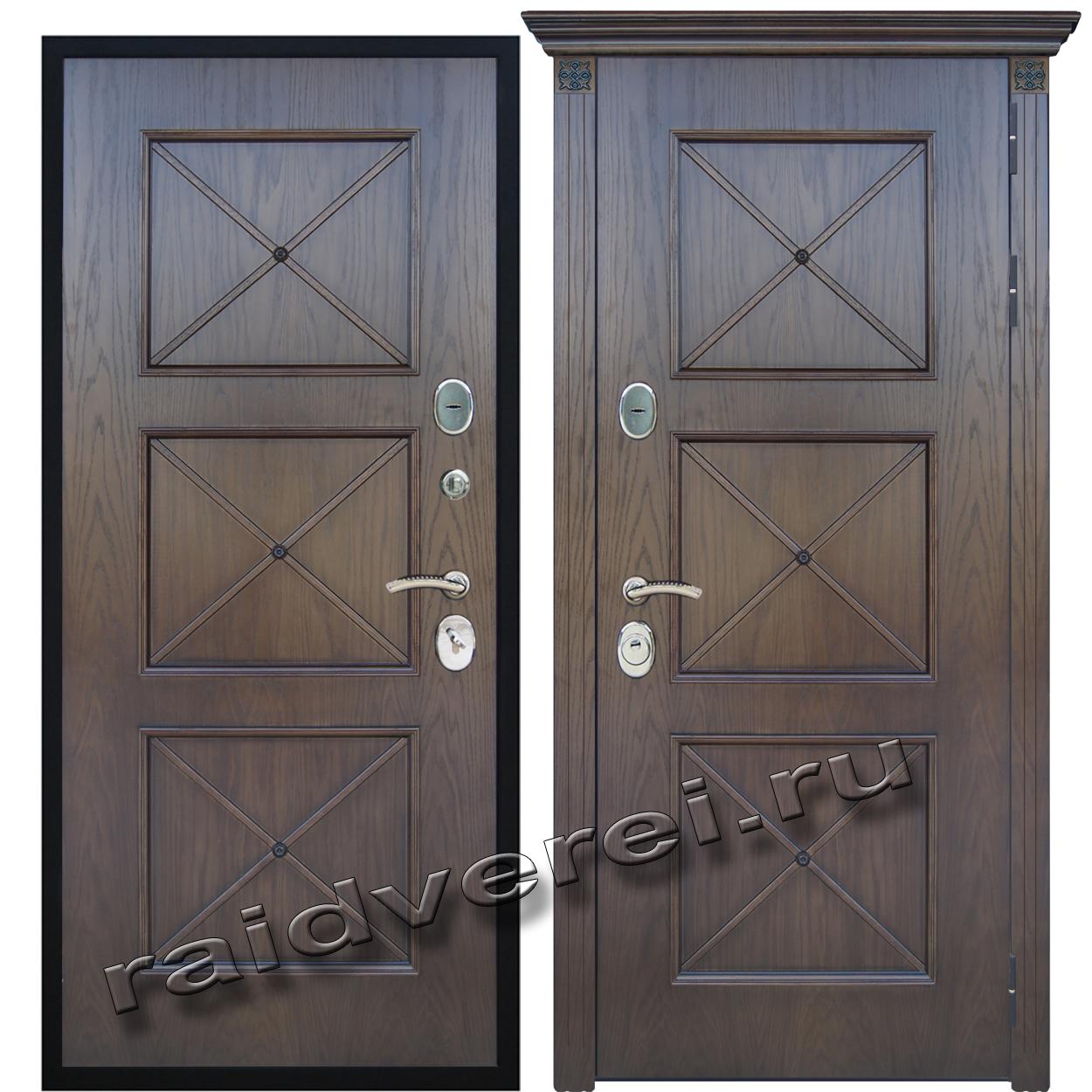 входная дверь металлическая переделкино